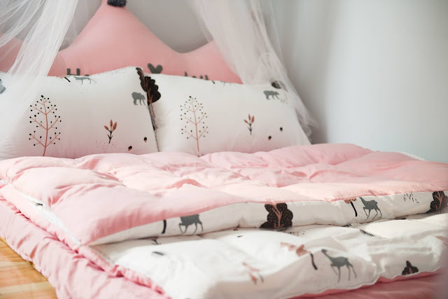 Furniture Kamar Tidur Perempuan Minimalis