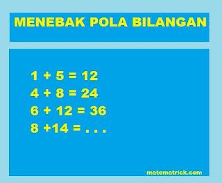 permainan tebakan matematika