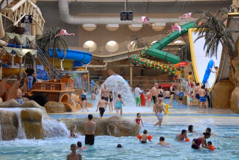 The Sandcastle Water Park Blackpool Married To A Geek