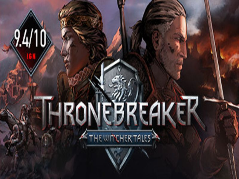 Download Thronebreaker The Witcher Tales Game PC Free