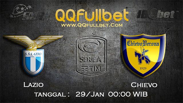 PREDIKSIBOLA - Prediksi Taruhan Bola Lazio vs Chievo Verona 29 Januari 2017 (Serie A Italia)