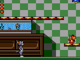 Jogue Tom and Jerry grátis online para Game Gear