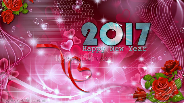 New Year 2017 HD Love Desktop Background Images Download Free