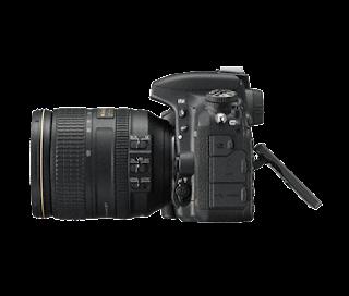 شاشة قابلة للطي في كاميرا نيكون d750