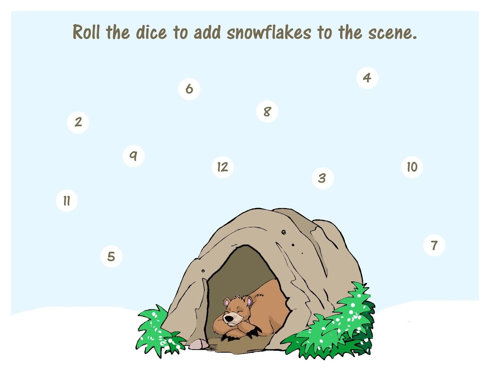 Mom S Tot School Hibernation