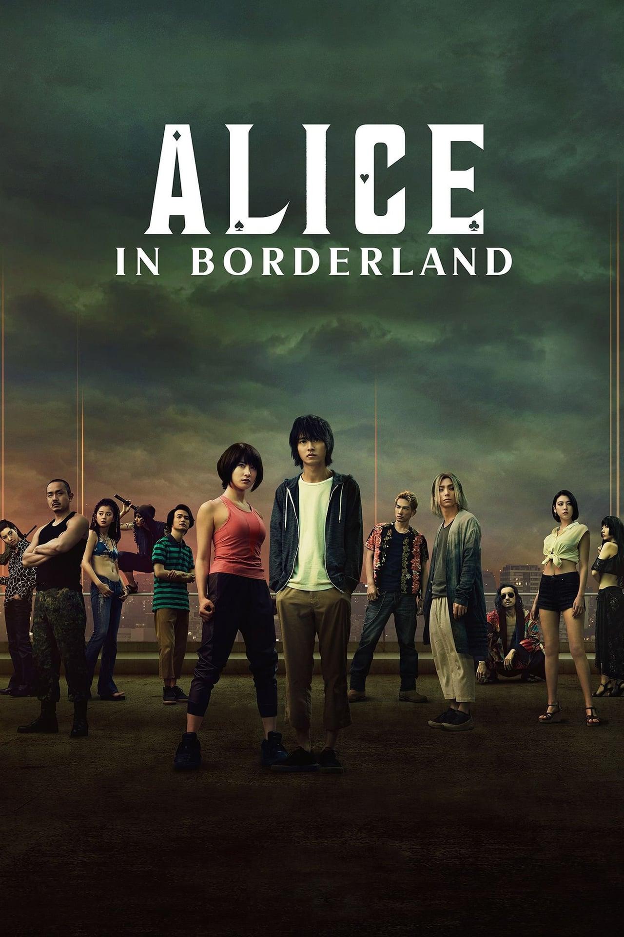 Thế Giới Không Lối Thoát - Alice in Borderland