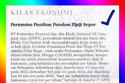 Pertamina Ensures Imported LPG Supply