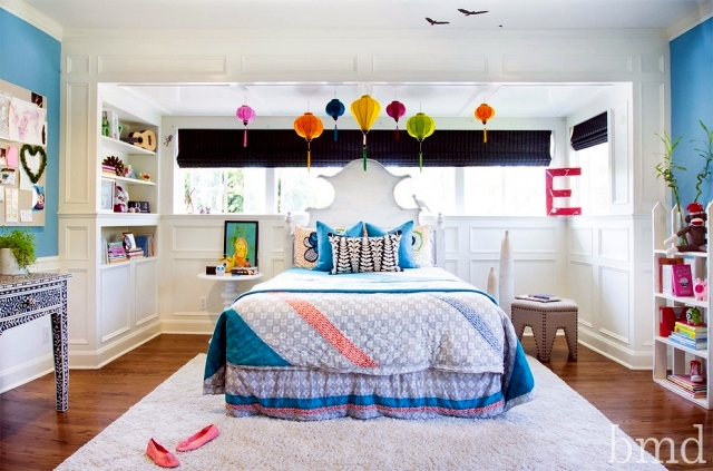 Modern Awesome Bedroom Ideas For Teenage Girls