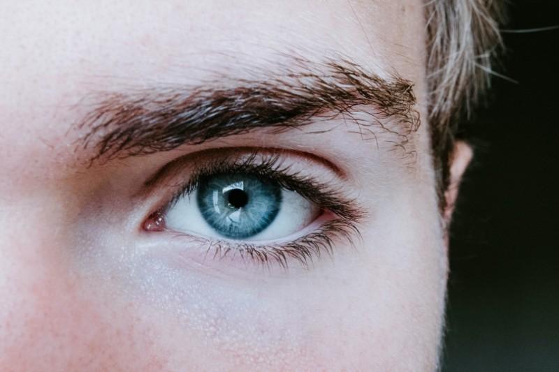 Set eyebrows,men.