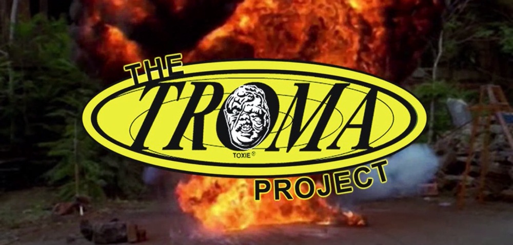 The Troma Project Download Poster