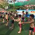 Đoàn cơ sở xã Phú Tân: Ra quân chương trình phổ cập bơi lội phòng chống đuối nước trên địa bàn xã