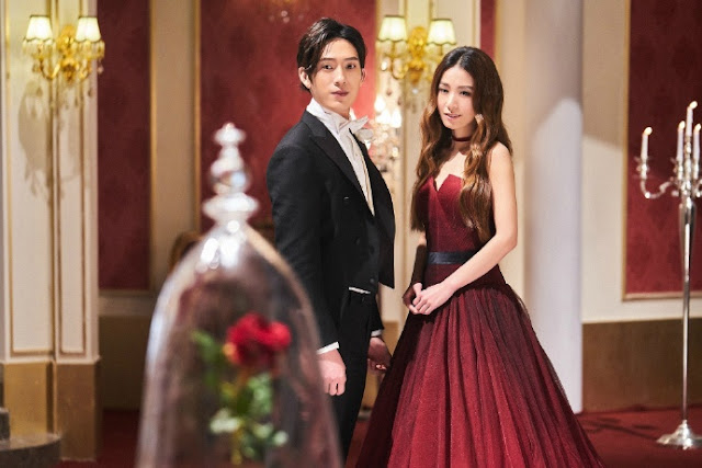 Hebe Tian Jing Boran Beauty and the Beast