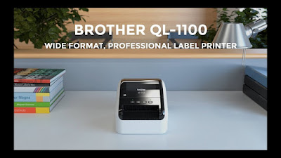 Brother QL-1100 Wide Format Drivers Download