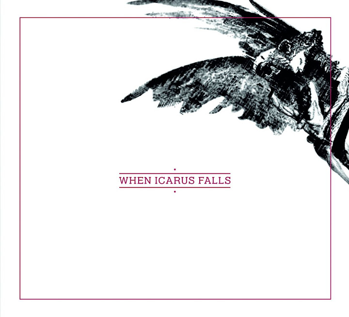 "When Icarus Falls - ""Over The Frozen Seas"" (EP 2009)"