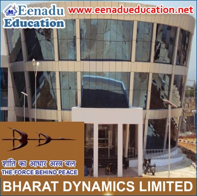 Bharat Dynamics Limited : Junior Assistant II (Liaison)