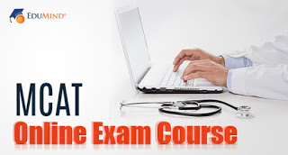 MCAT online exam course