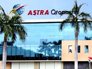 PT Astra Otoparts Tbk - Corporate Communication Analyst Astra Group March 2020