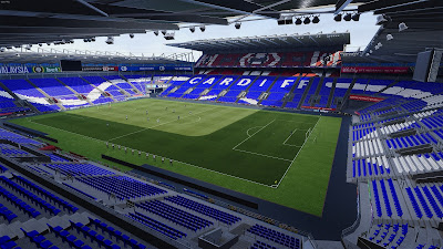 PES 2021 Cardiff City Stadium