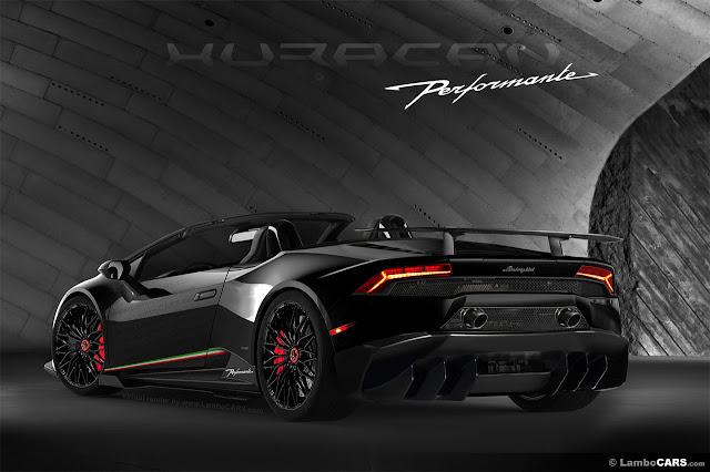 Lamborghini Huracan Performante Rumored To Be Fastest Lambo Ever