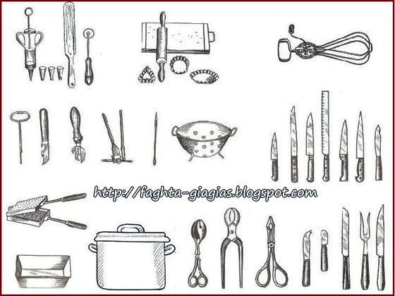 Ποια είναι τα πιο βασικά εργαλεία και σκεύη που πρέπει να έχουμε στην κουζίνα μας - από «Τα φαγητά της γιαγιάς»
