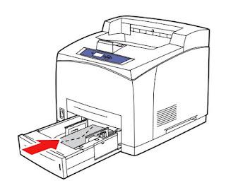 Toner-Spot: How to Print Envelopes Using Xerox Phaser 4510