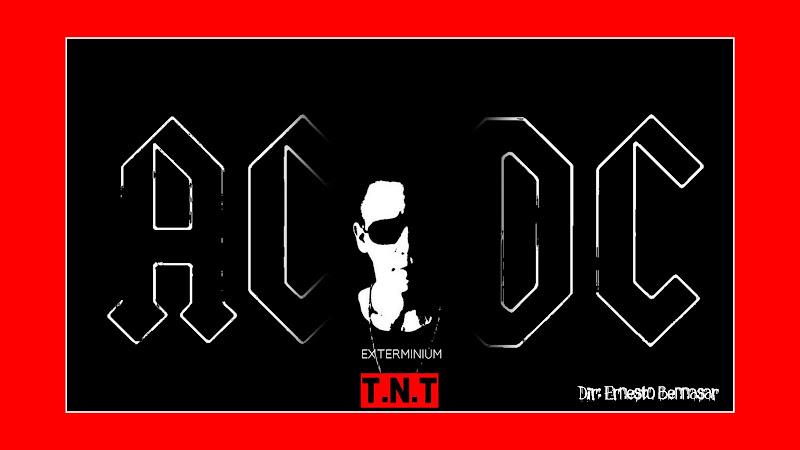 Exterminium - ¨T.N.T¨ (AC/DC Cover) - Videoclip - Director: Ernesto Bennasar. Portal Del Vídeo Clip Cubano. Rock. Metal. Heavy. CUBA.