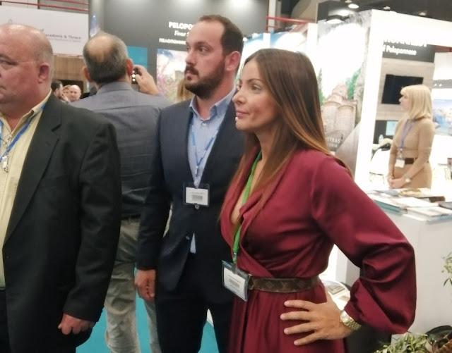 Λούμη Γιαννικοπούλου Αγγελική: Η Ερμιονίδα ως τόπος προορισμού δεν έχει πάρει ακόμα αυτό που της αξίζει