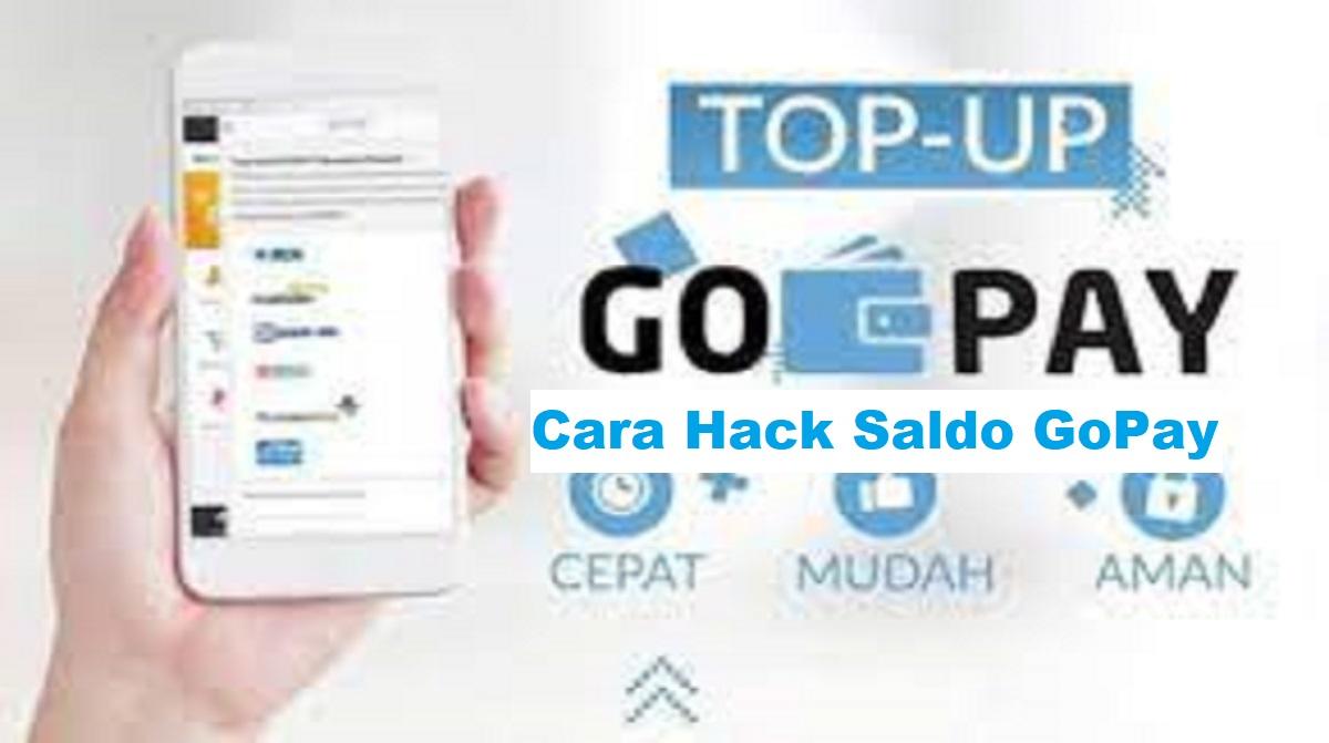 Cara Hack Saldo GoPay