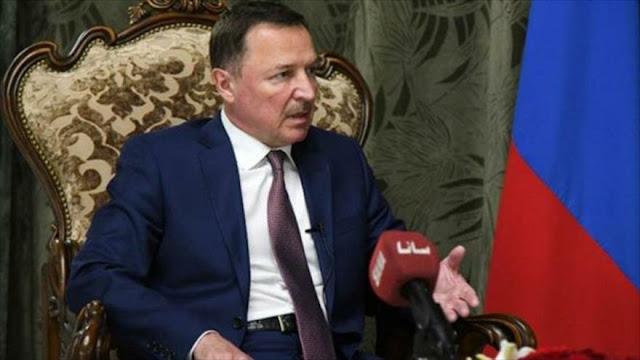 Rusia reitera: Presencia militar ilegal en Siria debe terminar