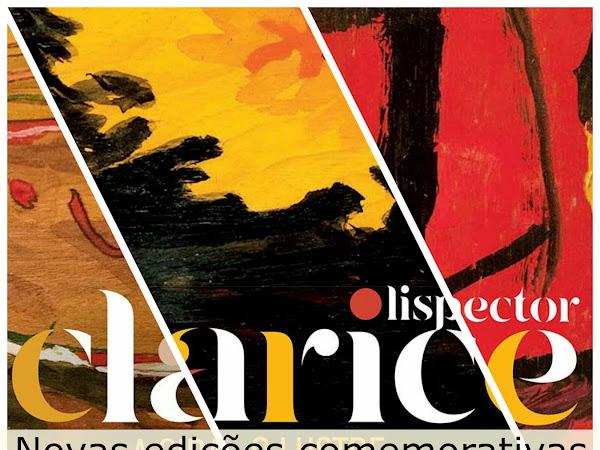 Rocco reeditará toda a obra de Clarice Lispector em novo projeto gráfico e conteúdo extra