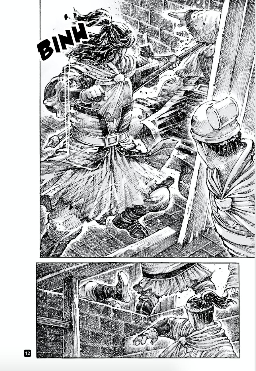 Hoả Phụng Liêu Nguyên chap 537 - Trang 11