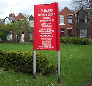 St Mark's Community Association in Sunderland