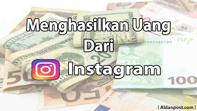cara-menghasilkan-uang-dari-instagram
