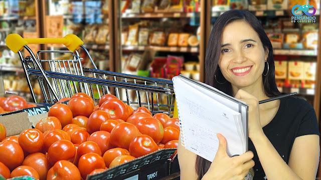 Lista de compras anti coronavírus | O que comprar para manter a saúde