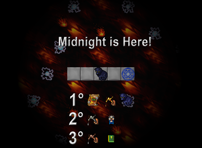 Midnight is Here!