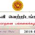 பதவி வெற்றிடங்கள் - பேராதனை பல்கலைக்கழகம் (UOP).