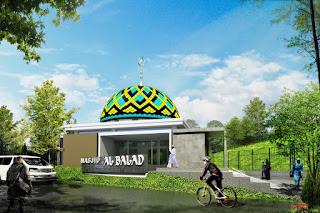 Perumahan Syariah di Depok Balad Residence