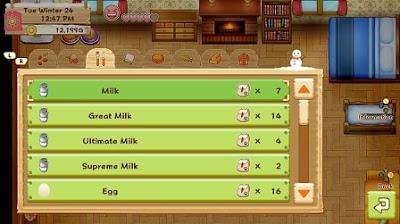 Cara Mendapatkan Susu di Harvest Moon: Light of Hope