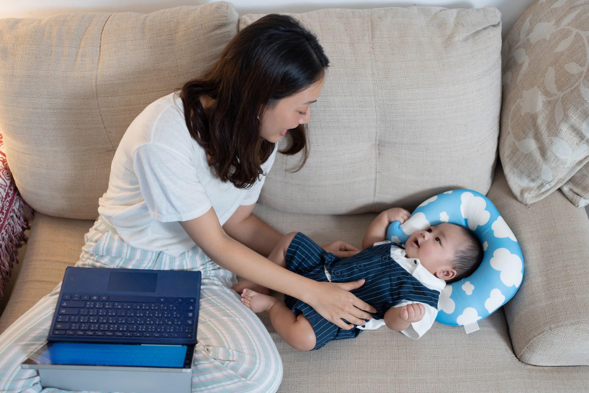 Voltar ao mercado de trabalho depois da maternidade
