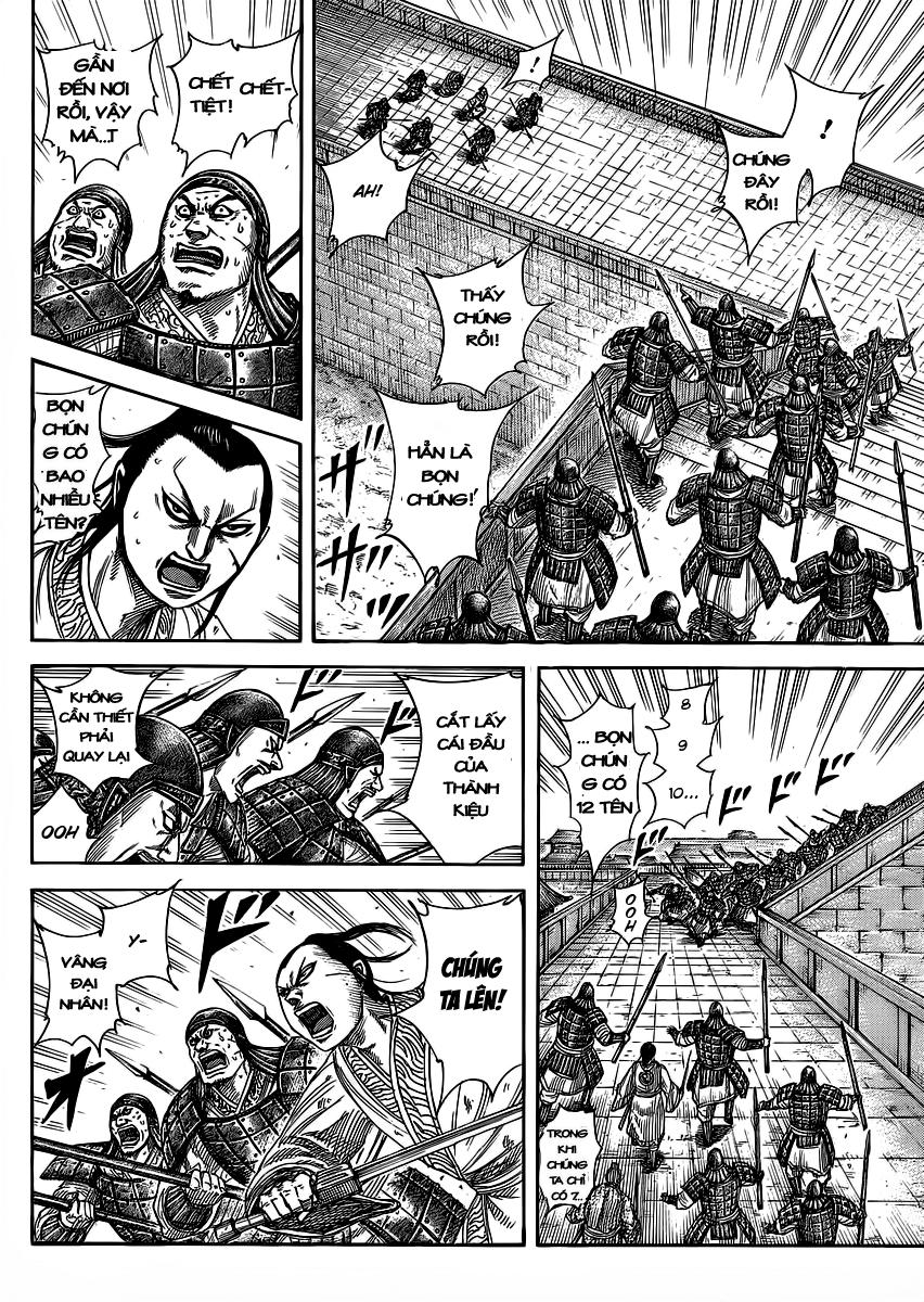Kingdom chapter 375 trang 15