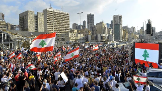 Lebanon recorded its highest daily number of deaths