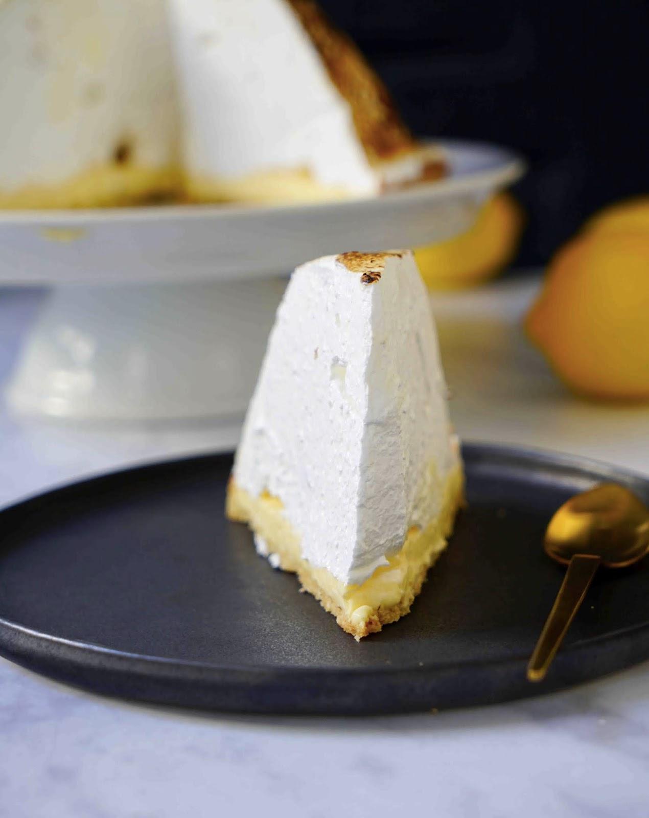 meringue italienne , tarte au citron , big mamma groupe