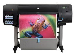HP DesignJet Z6200 60-in Photo Printer Software and Driver