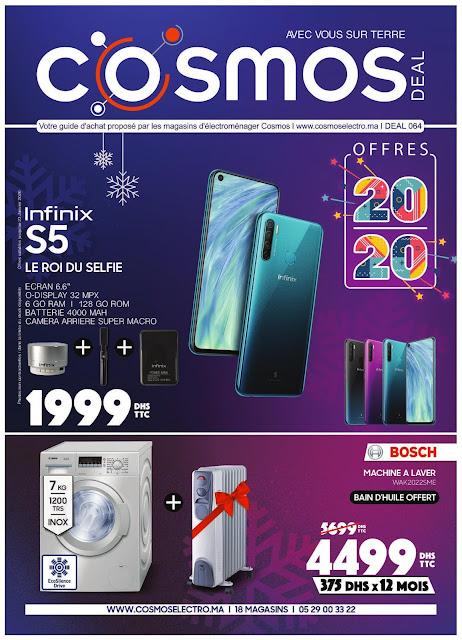 catalogue cosmos electro janvier deal 64 2020