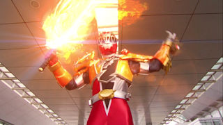 Kishiryu Sentai Ryusoulger - 26 Subtitle Indonesia and English