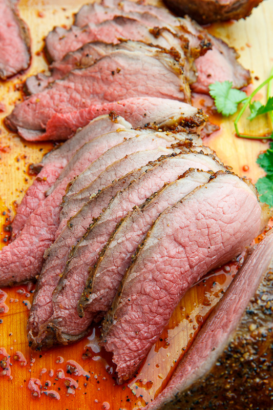 Perfect Eye Of Round Roast Beef Recipe On Closet Cooking