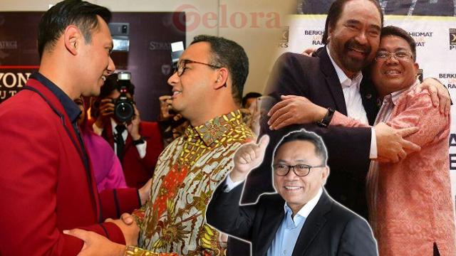 Usai PKS, NasDem Bakal Sowan ke PAN dan Demokrat