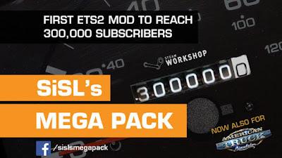 Sisl's Mega Pack 2.56