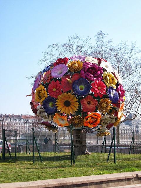 flower tree Lyon best things to do in lyon