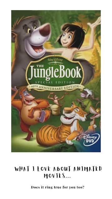 jungle book review